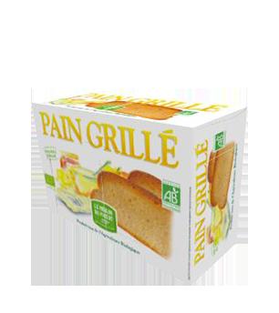 Pain grillé